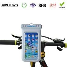 Mobile Phone Waterproof Bike Bicycle Handlebar Case Bag for iPhone 6 6 Plus
