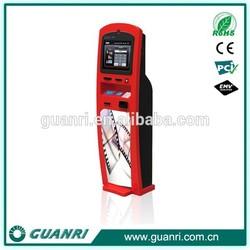 Guanri K11 personal finance industry prepaid card vending kiosk