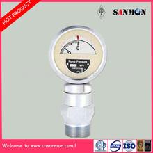 Type D mud pump pressure gauge