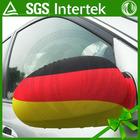 German soccer fans hot sale custom logo 28*30cm 250gsm car side mirror cover