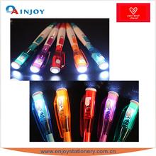 Creative Ballpoint pen with light