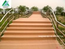 Environmental Wood Plastic Composite outdoor prefab decks
