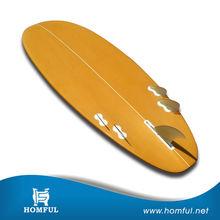 Most Popular Design Resin Fiberglass PU Customized PU Surfboard