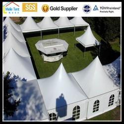 2015 new design wedding outdoor party marquee garden PVC gazebo tent