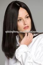 2015 high quality AAAAA grade mongolian hair Jewish wig cancer wigs wear comfortable