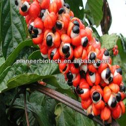 100% Natural Guarana Extract, Guarana Extract Powder, Guarana P.E.