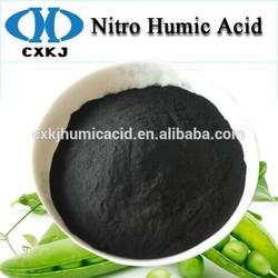 Organic Nitro Humic Acid Soil Amendment From Shandong