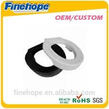 PU Polyurethane Foam Soft Baby Toilet Seat Customize Manufacturer black toilet seat