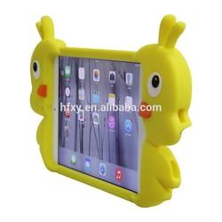 Smart silicone case for ipad mini, cover for ipad mini, fit for ipad mini case new arrival