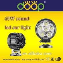 NEW LED Light Wholesale Power,9-32V sporting 60W round led car light