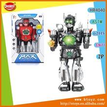 Toy Education Robot Kit, Radio Control Robot Toy