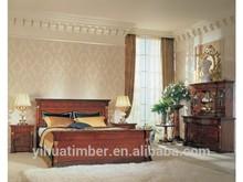 soild rustic oak furniture set 2015