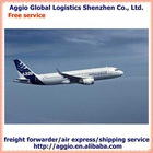 aggio China International air Logistics Air Freight Forwarding Service from Fuzhou Quanzhou to Kuching