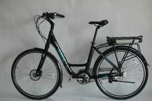 powerful mid motor 700C city electric bike