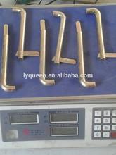 Scaffolding frame galvanized steel lock pin/Scaffold Gravity pin