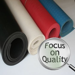 sheet rubber buy from China factory