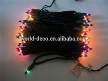 mini christmas light bulbs / LED cluster Festival lighting / LED cluster string light