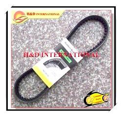 GY6-125 743 20 Motorcycle Belt,high quality scooter belt,Gates Powerlink Scooter CVT Belt,bando belt