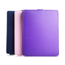 up to down cover for ipad case, original leather flip case for Ipad cover with high quality