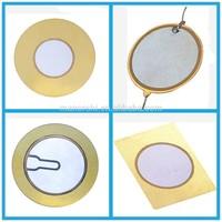 37mm Piezoelectric Plate Diameter piezoelectric disc