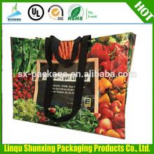 wholesale cheap shopping bag /foldable shopping bag/custom printing bag