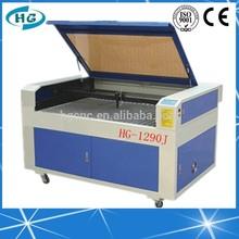 HG-1290 co2 laser engraving cutting machine engraver 40w