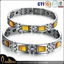 Health energy magnetic bracelet/fashion couple energy bracelet/bangle