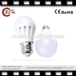 new style energy saving e27 7w led lighting bulb rohs unique designed smd e27 led bulb