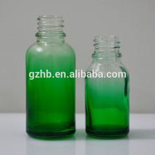 15ml 30ml mojito bottle green glass bottle custom e liquid glass empty bottle