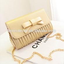 lady's china supplier 2015 designer lovely shoulder bag for women