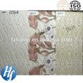 Hy15-265 Bad fliese 3d inkjet hitzebeständig blumenmuster keramik-designs wandfliesen
