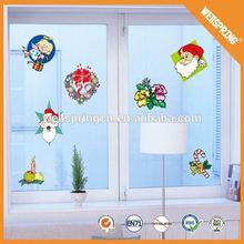 High quality new design room decor removable window decal,glass sticker,window sticker