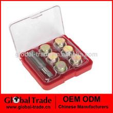 17mm Oil Sump Pan Stripped Thread Repair Set Automotive Drain Tool A0641