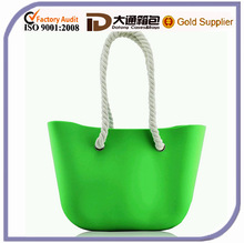Fashion Waterproof Silicone Rubber Beach Bag