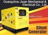 Generator 10kVA 15kva 20kva 25kva 30kva 45kva 60kva 80kva Original Germany Made Silent Diesel Generator set