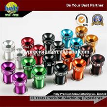 Precision aluminum volume knob