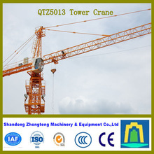 China brand construction tower crane price, hydraulic tower crane ISO9001 & CE approved