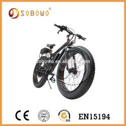 S19-2 48V 1000W al alloy fat tire range more than 100km electric dirt bikes sale
