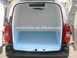 Hot sale 12v electric cargo van transport refrigeration unit