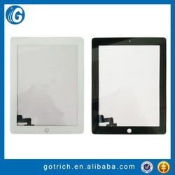 factory price For Apple iPad 2 Touch Screen Replacement color Black and White