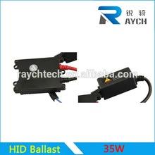 2015 Guangzhou factory supply HID slim ballast kit type hid xenon ballast