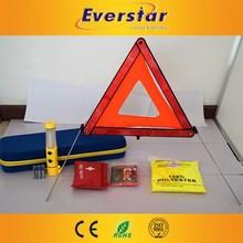 Good Quality Emergency Hammer Pressure Gauge Roadside Car Emergency Auto First Aid Kit Car Repair Tool Set