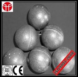 cast high chrome grinding balls, cast grinding media ball
