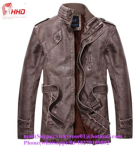 Кожаные Куртки Китай