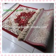 Islamic Prayer Carpet /blanket/Mat/rug with bag