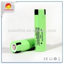 Original NCR18650PD/PF 2900mAh 10A 18650 3C discharge Li-ion battery