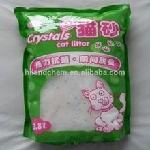 high quality silica gel cat litter