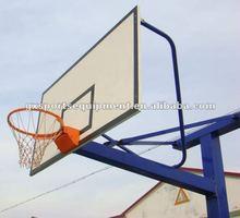 Outdoor fiberglass basketball backboard