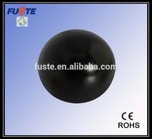 Custom solid rubber ball