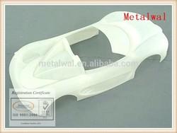 OEM plastic cover prototype